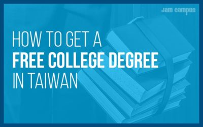 How to Get a Free College Degree in Taiwan